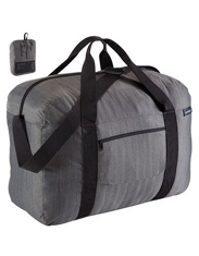 Foldable hand luggage