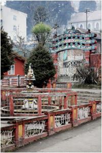 Darjeeling Hindu Temple