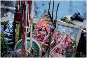 Offerings at Shree Mahakal Mandir