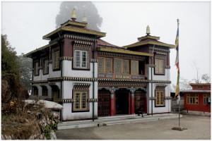 Bhutia Busty Gompa (Monastery)