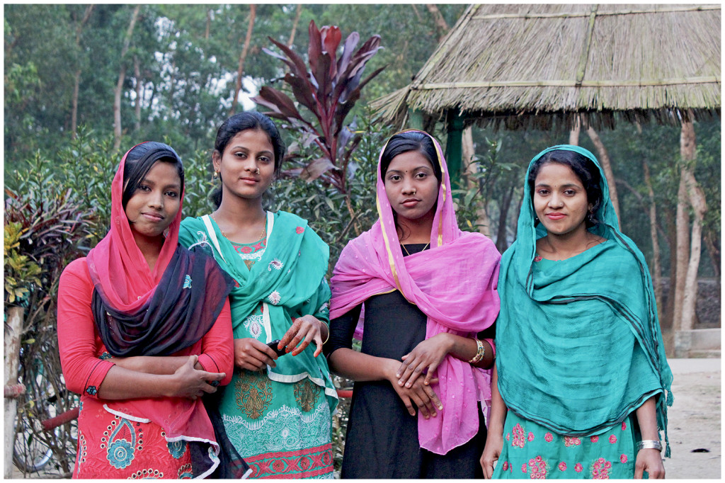 Women from Srimangal