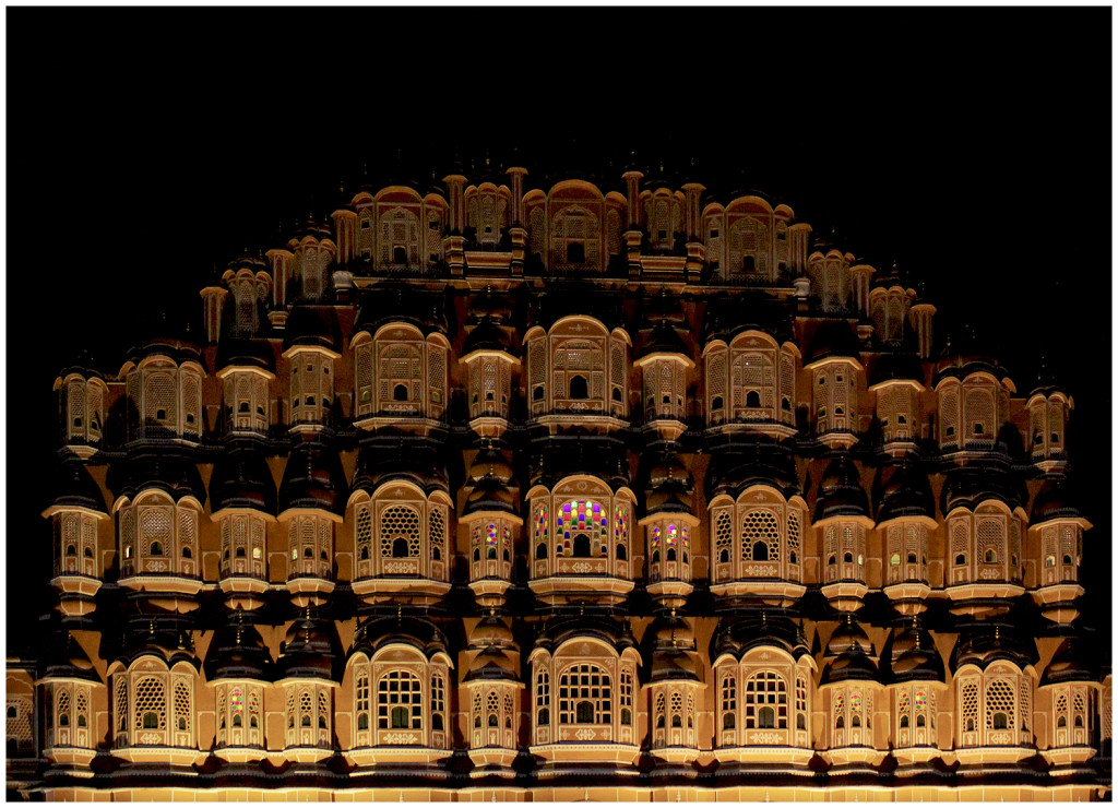 Palace of Winds - Hawa Mahal