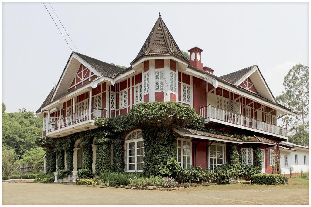 Candacraig colonial villa