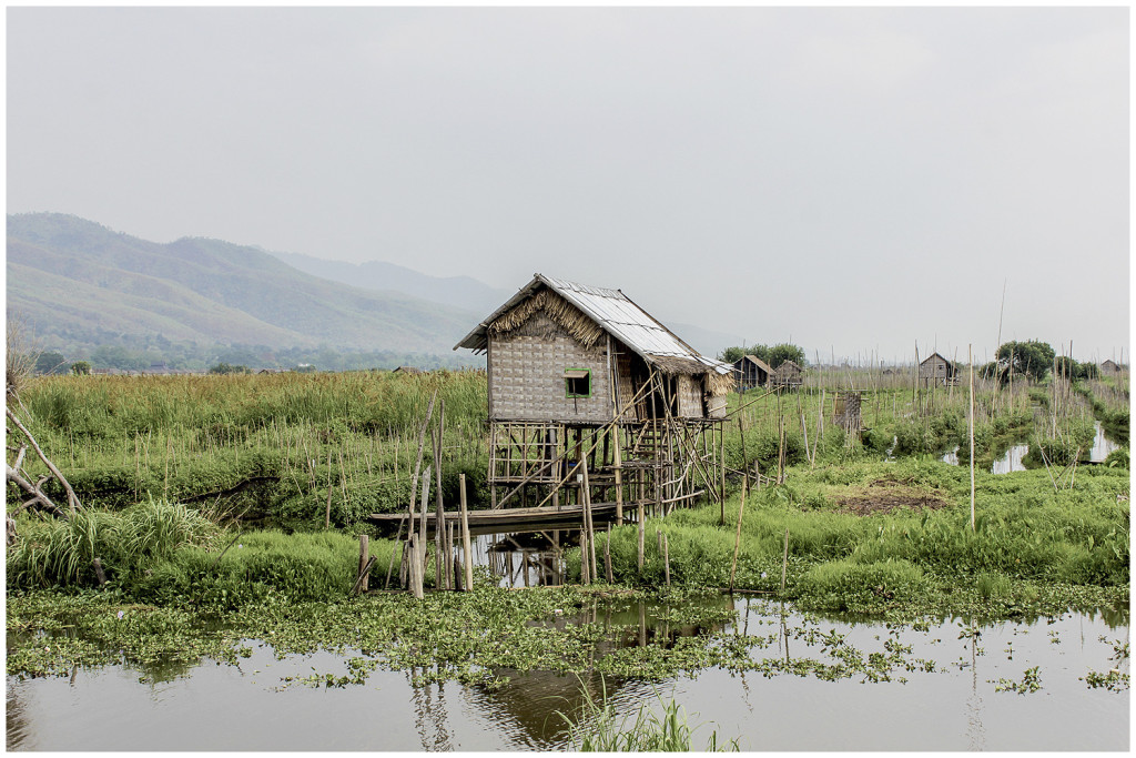 House around the lake