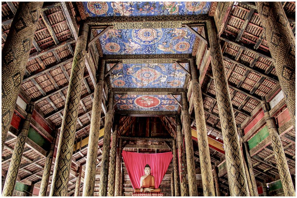 Wat Maha Leap near Kampong cham