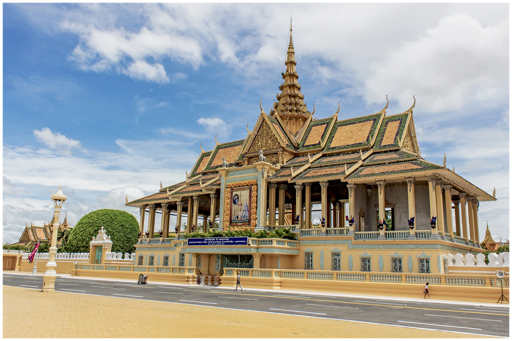 Phnom Penh Royal Palace