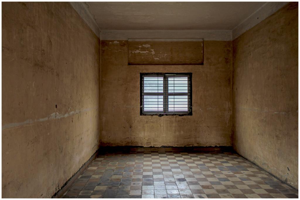 Tuol Sleng Interrogation room