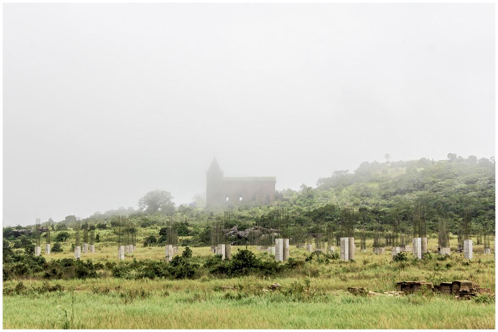 Church on Bokor Hill